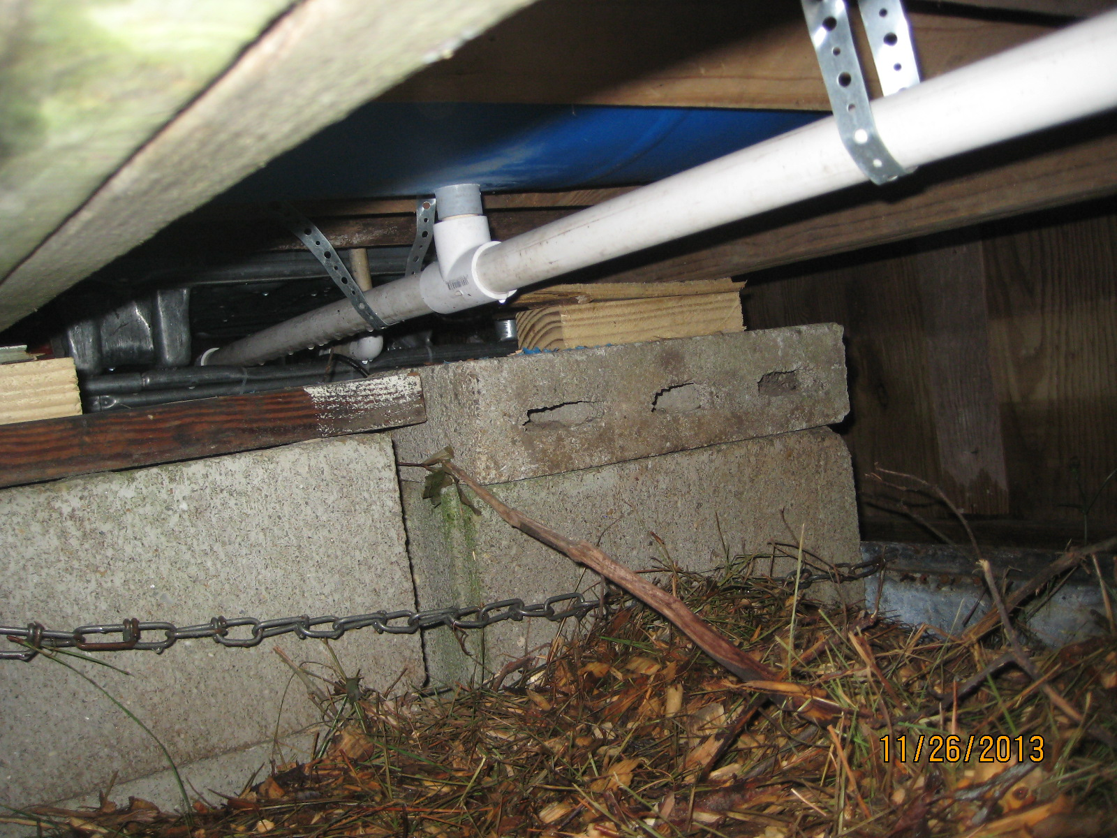 Picture of Natural Heating Source  for Aquaponics