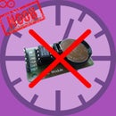 Timekeeping on ESP8266 & arduino uno WITHOUT an RTC (Real Time CLock)?