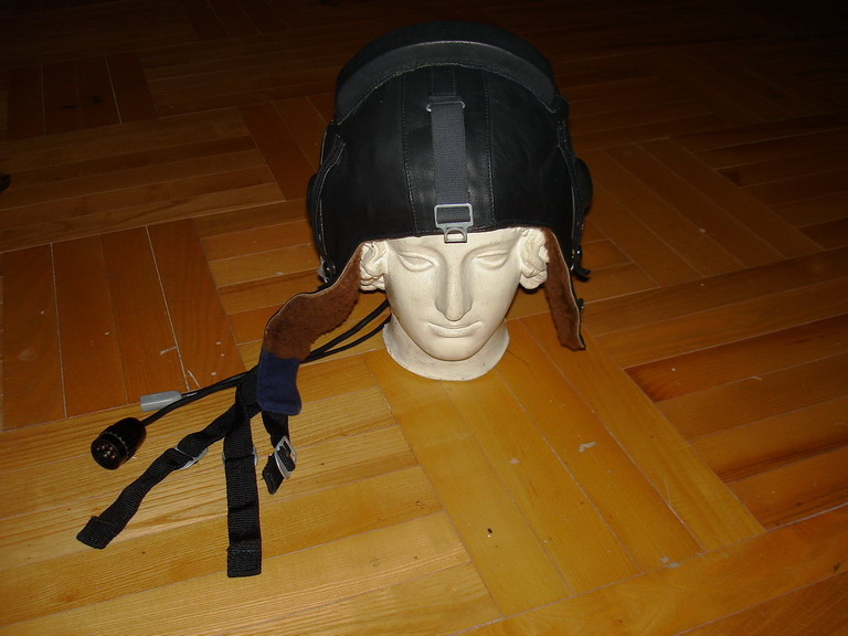 Picture of Hacking a SHZ-84 Soviet Aviation Helmet