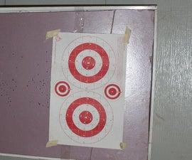 Indoor Target Stop Steel Bb Gun