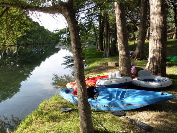 Quick and Easy Kayak Repair
