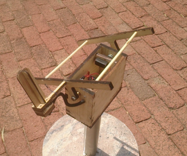 Arduino-controlled Dual Axis Solar tracker
