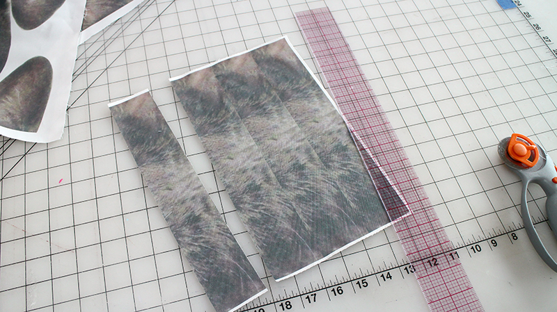 Picture of Notes on Fabric