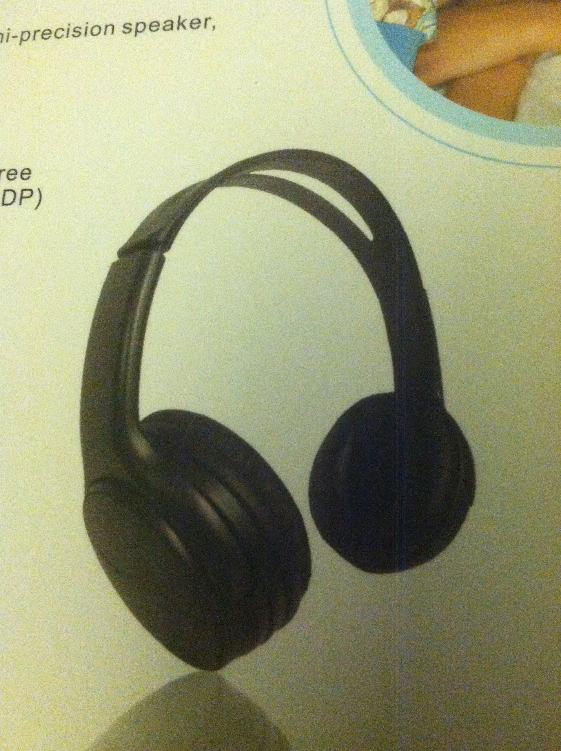 Picture of Bluetooth Headphone Hearing Protection