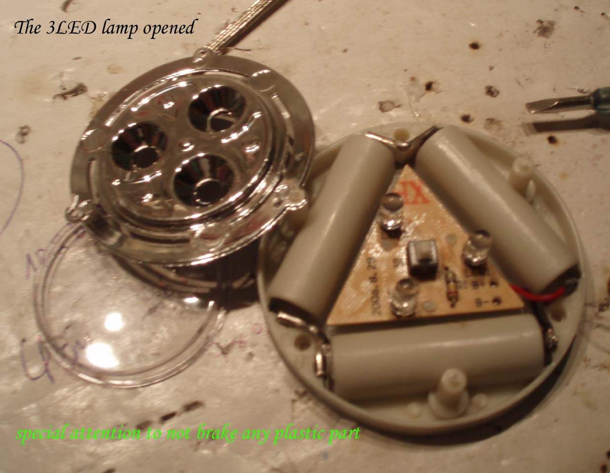 Picture of The Lamp Part