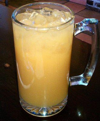 Picture of Pineapple Beer - How to Make Tepache (Mexican Pineapple Beer)