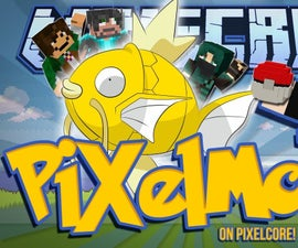 How to Have Pokemons in Minecraft 1.12.2