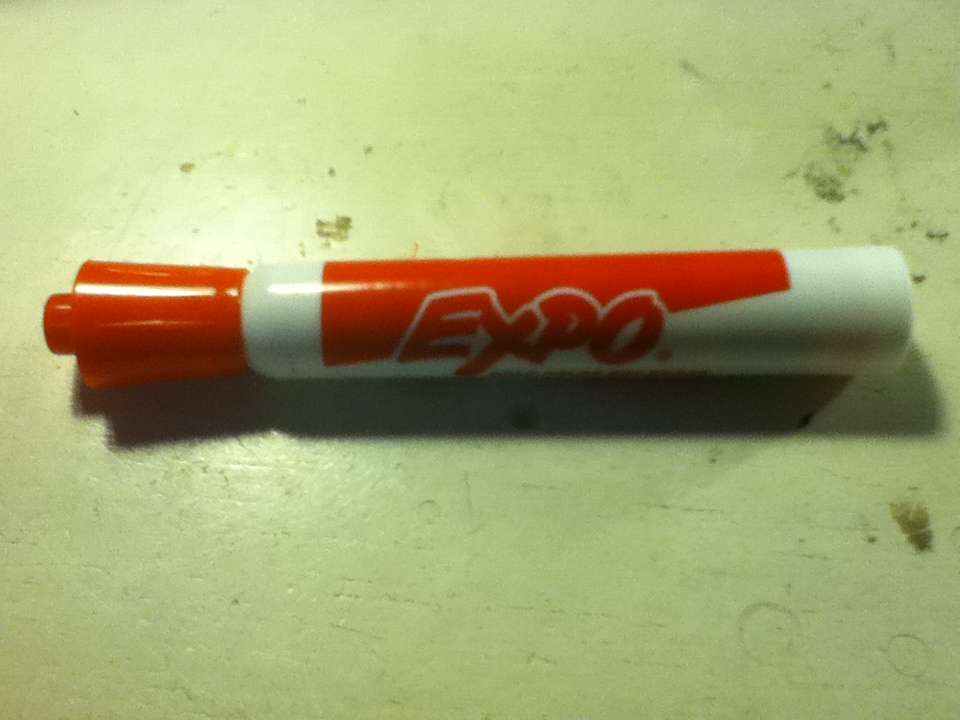 Picture of The Whiteboard Marker Buzzing Pen