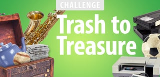 Trash to Treasure Challenge