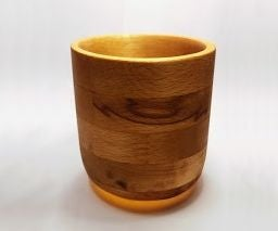 Handmade, Wooden, PARTY Cup (No Lathe!)