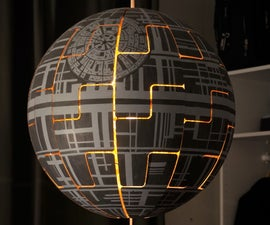IKEA PS 2014 Death Star Lamp