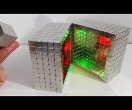 Magnet Hollow Box