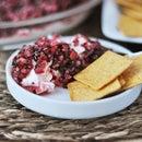 Cranberry-Jalapeno Cream Cheese Dip