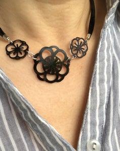 Shrinky Dink Necklace