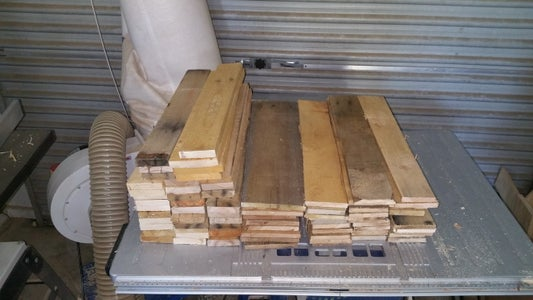 Lay the Base Boards