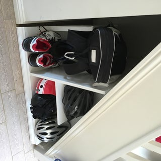 Under Stairs Pull Out Storage