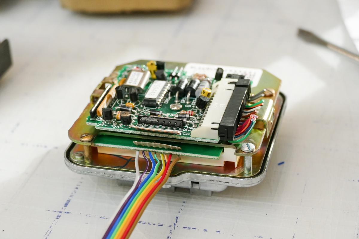 Picture of Intercept the Keypad