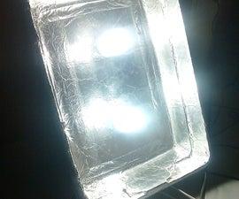 The MacGyver LightBox/Softbox