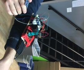 Hand and Phone Controlled RC Car