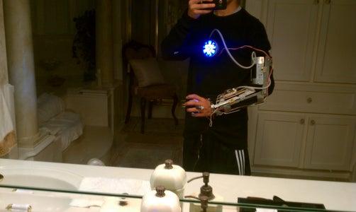 Iron Man/Tony Stark Repulsor Arm