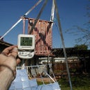 Estimating thermal performance of a solar-thermal system