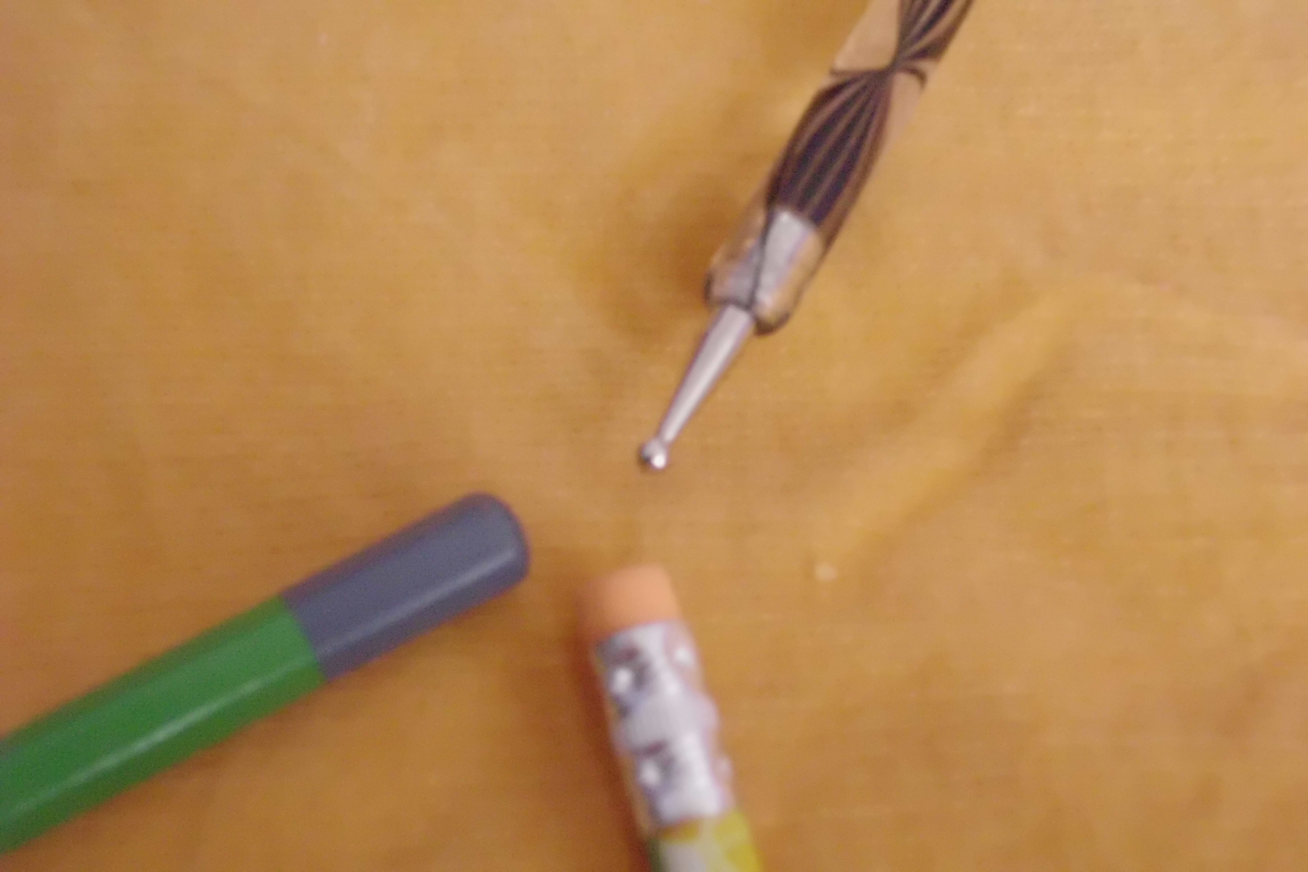 Picture of Using the Back of a Pencil- Set 3
