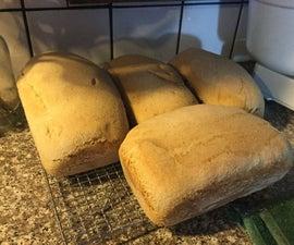 1 Rise Whole Wheat Bread