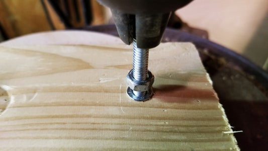 Threaded Inserts - Drill Press