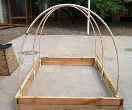 Garden Box Construction (4'x6')