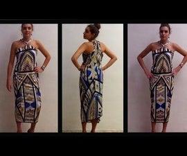 Super Easy Dress DIY