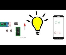 Control Your Lights With Bluetooth