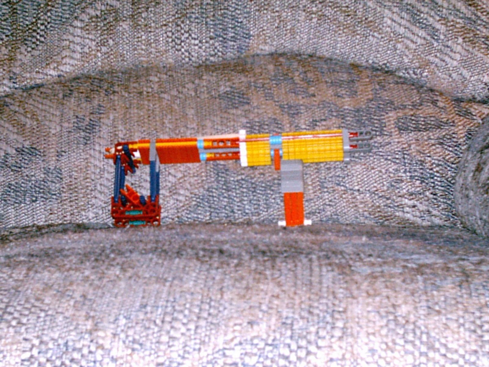 Picture of Green Burrito's K'nex Gun