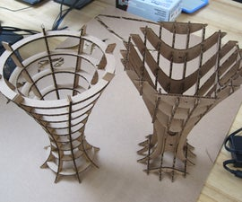 Design and Make a Table in a Day: Assembly