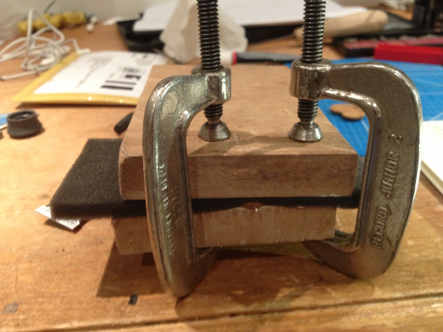 Picture of Final Glue Up