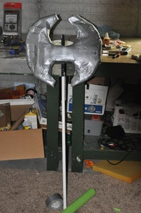 Wrapping the Axe-Head