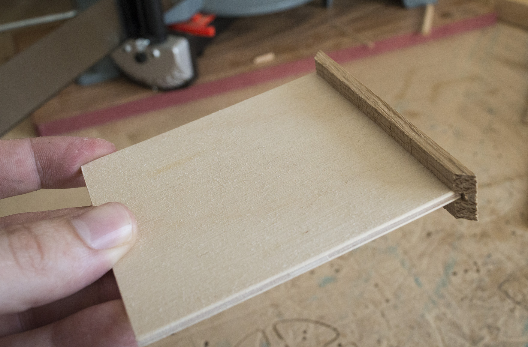 Picture of Making the Box - Continued