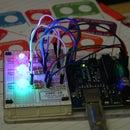 RGB LED Tutorial (using an Arduino) (RGBL)