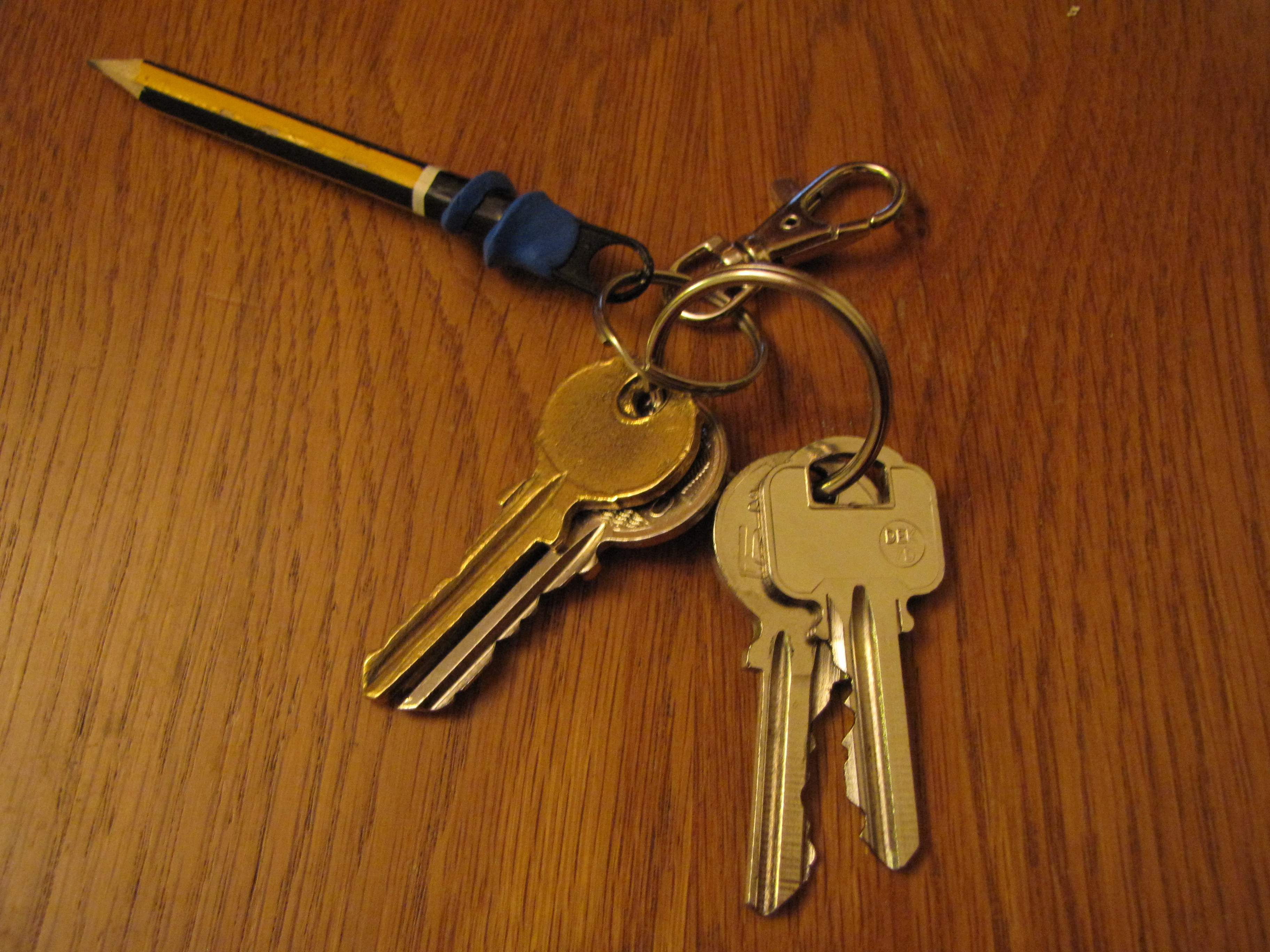 Picture of Key-chain-pencil