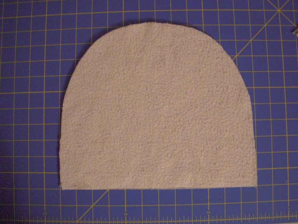 Picture of Cutting Out the Hat