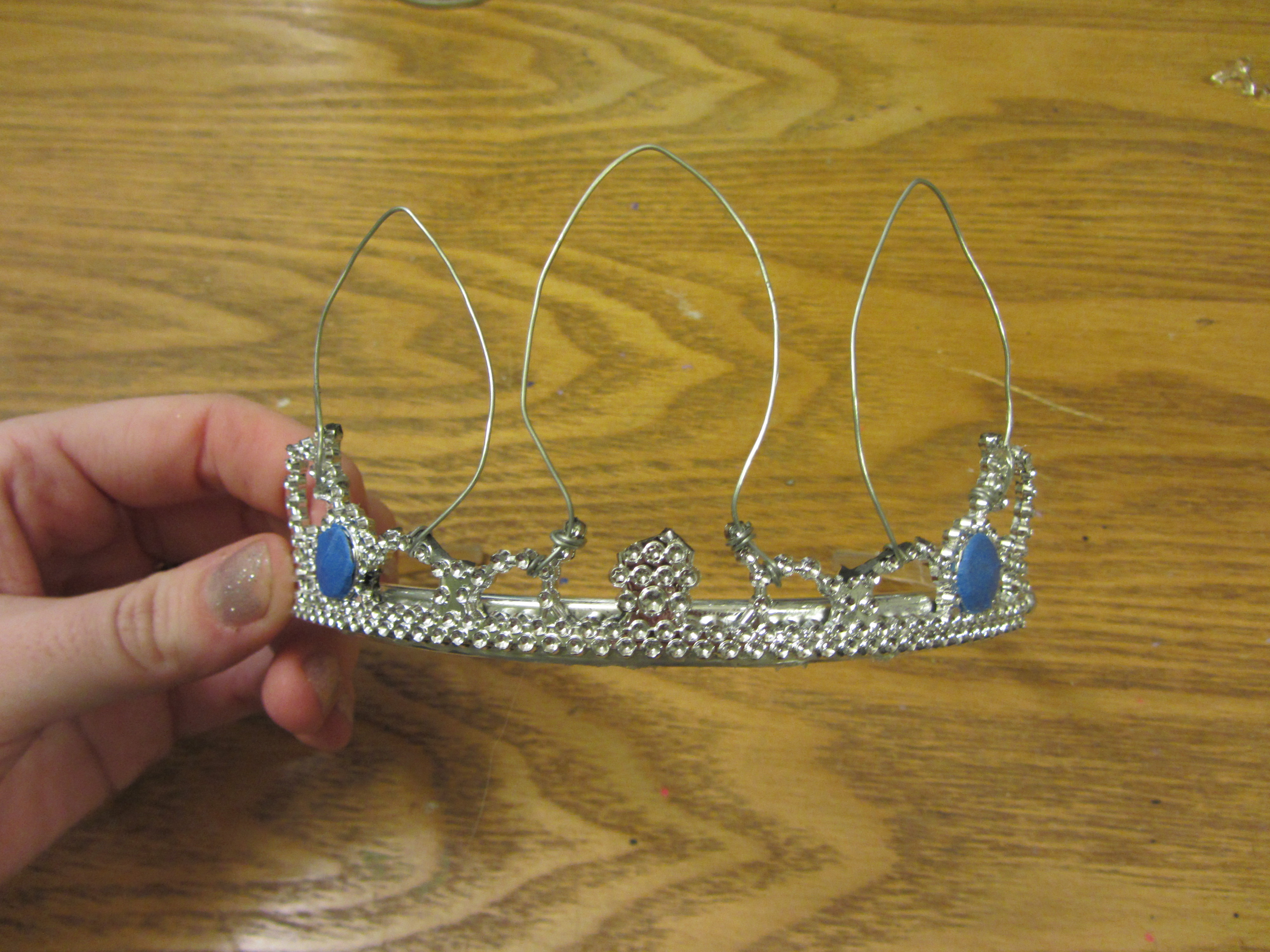 Picture of Tiara Preparation