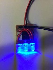 Music Blinking LED