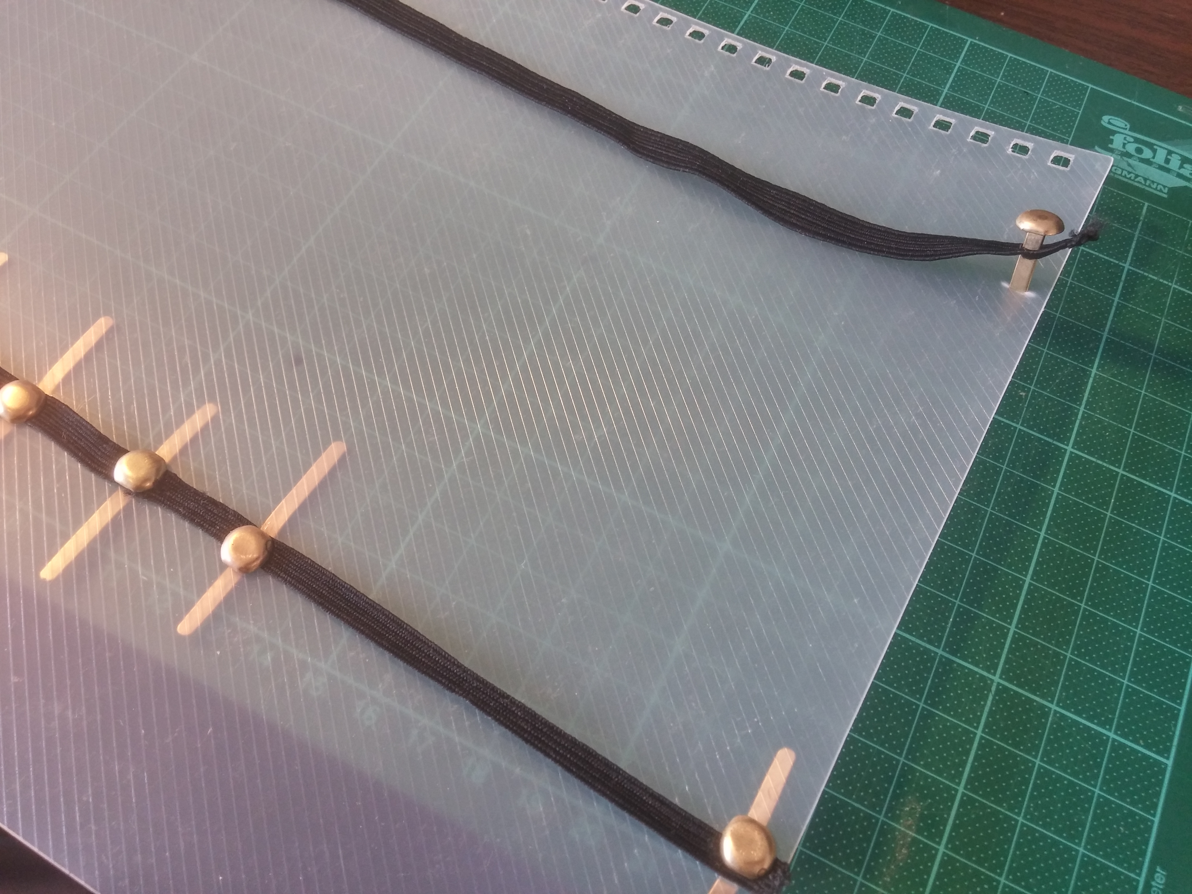 Picture of Making the Pockets