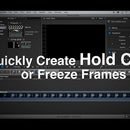 How to Create Hold Clips in Final Cut Pro X
