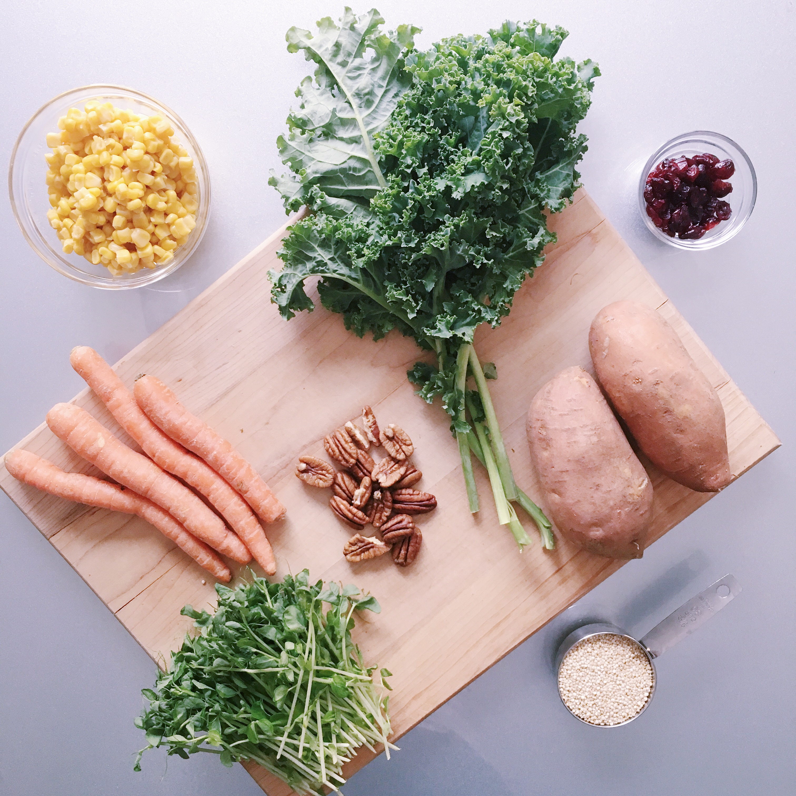 Picture of INGREDIENTS FOR SALAD