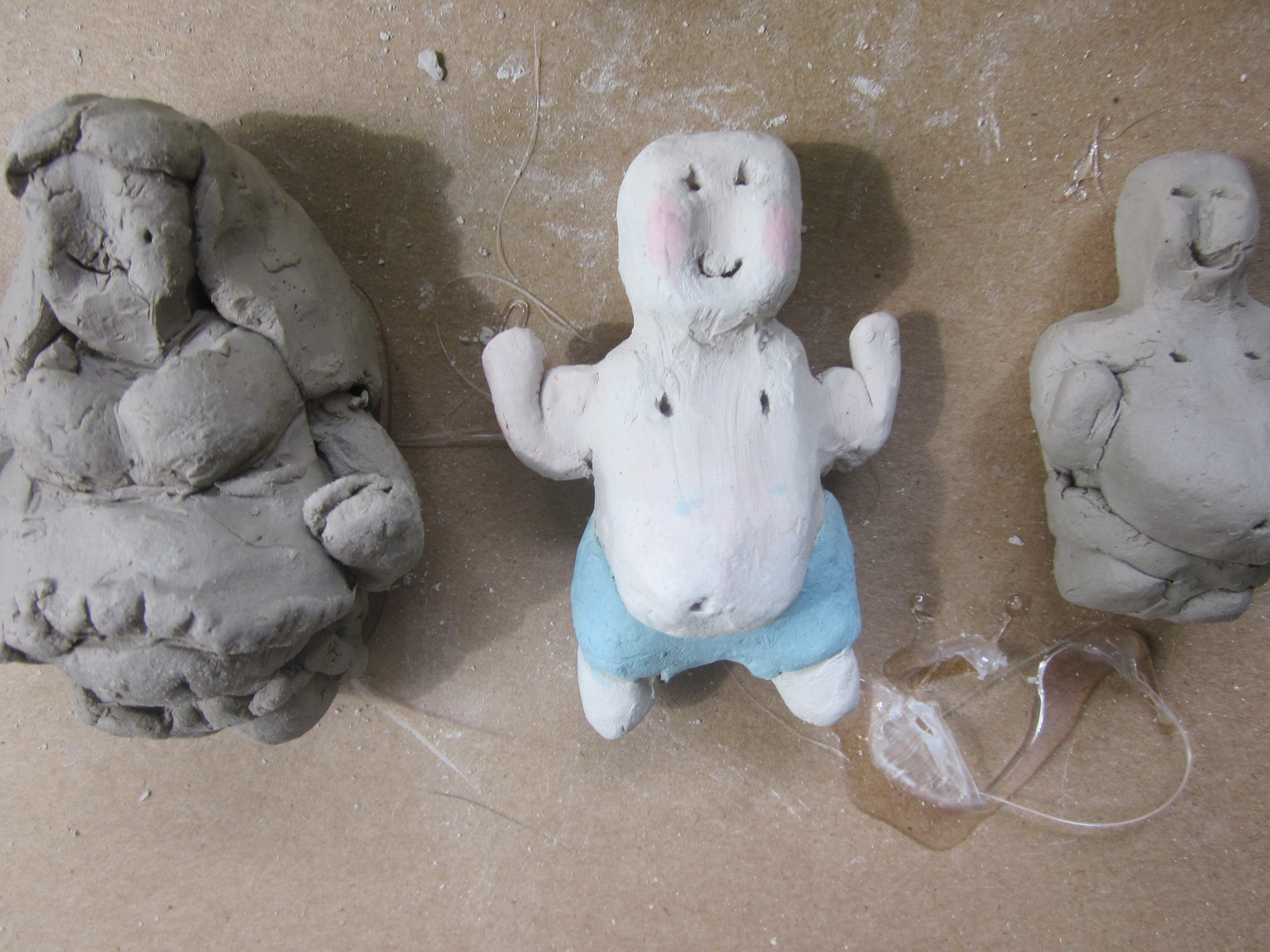 Picture of Chubby Clay People