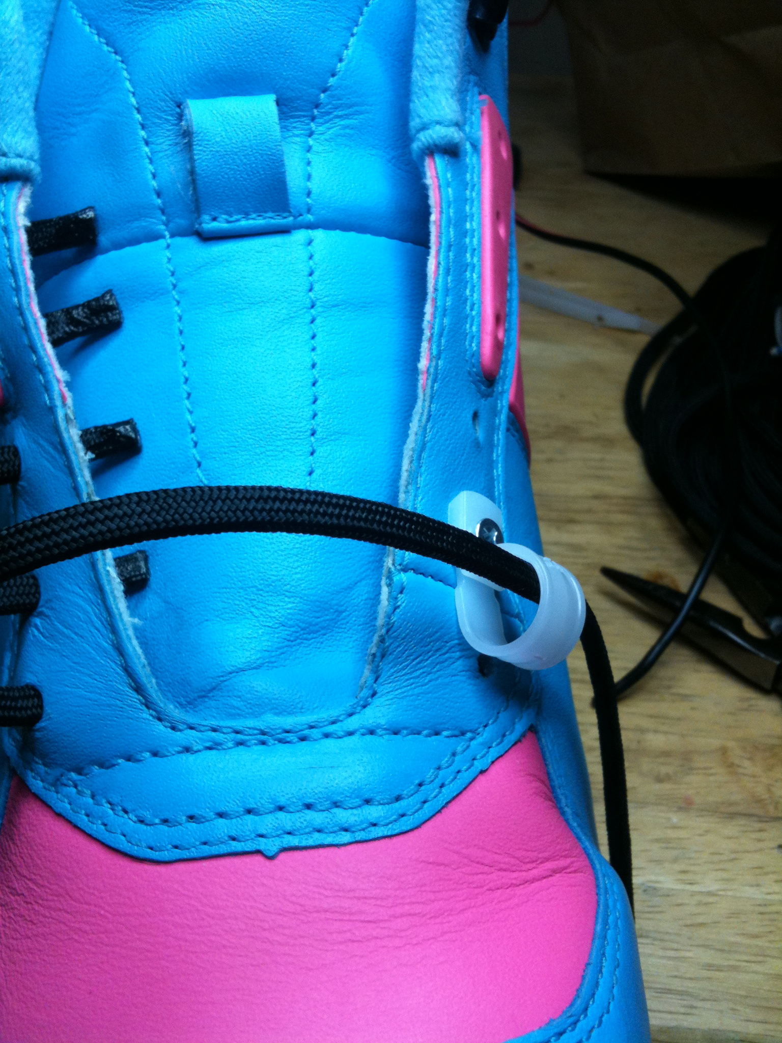 Picture of The Laces Pt. 1