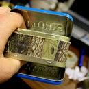 The Double Sided Modular Altoids Survival Tin