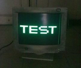 16F84A VGA Test
