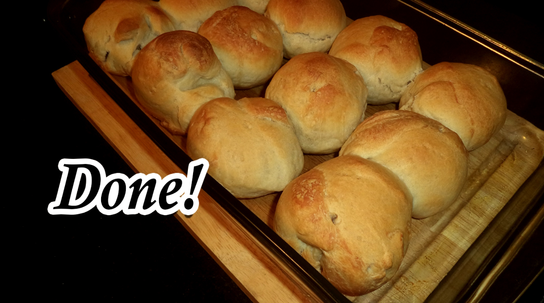Picture of Bread Done