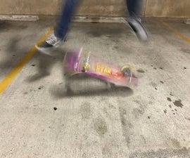 How to Kick-flip